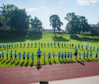 MCity pristatė naują futbolo akademiją Marijampolėje