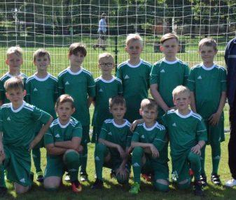"""""""Wellkid lygos"""" 7×7 Lietuvos vaikų futbolo čempionate – dar dvi Kazlų Rūdos U-10 futbolininkų pergalės"""
