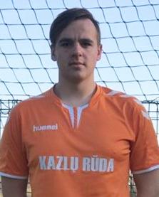 Airidas Sidaravičius