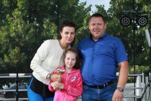 Melnykų šeima iš Vilkaviškio