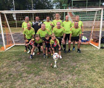 Veteranų futbolo turnyras