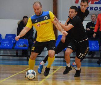 MAFF futsal pirmenybėse – dvivaldystė