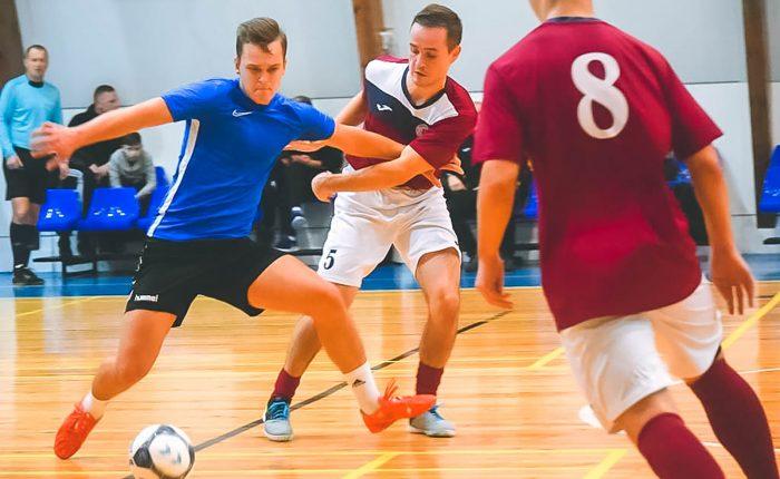 Antrąsias pergales MAFF futsal pirmenybėse iškovojo trys komandos