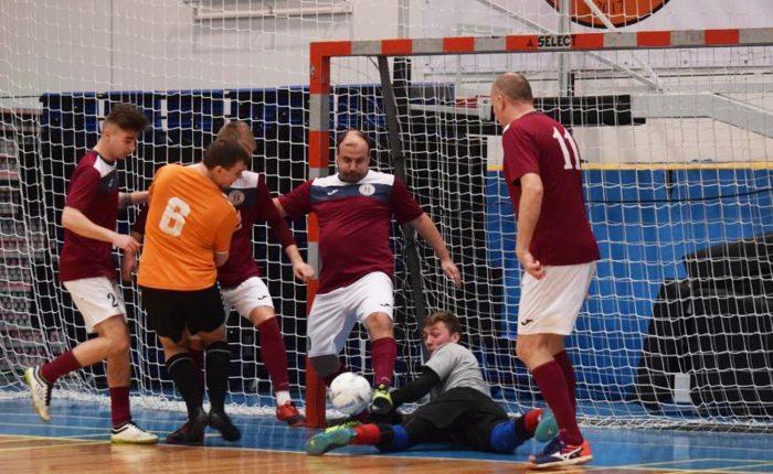 MAFF futsal turnyre po dramatiškos kovos – lyderių lygiosios