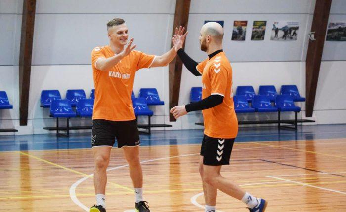 MAFF futsal pirmenybėse paaiškėjo pusfinalių poros