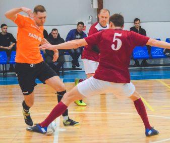 """Futsal pirmenybių finale – """"Kazlų Rūda"""" ir """"Bruklinas"""""""