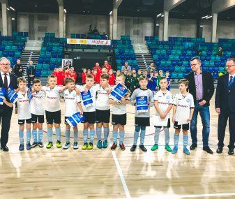 """""""Marijampolė City"""" U10 komanda dalyvavo """"Wigry Cup 2020"""" Lenkijoje"""