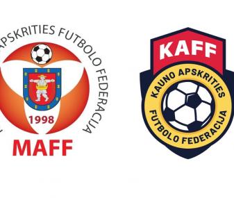 Gegužės pabaigoje – LFF III lygos KAFF-MAFF pirmenybių startas